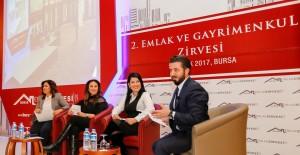 2.Emlak ve Gayrimenkul Zirvesi - Gayrimenkulde Kadın Liderler Oturumu