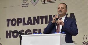 'Ankara Yeni Mamak Kentsel Dönüşüm projesi müteahhitlere emanet edildi'!