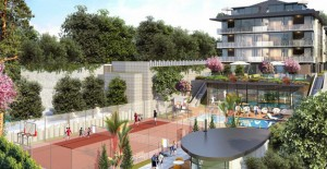 Delta Yalı Yeşilköy projesi / İstanbul Avrupa / Bakırköy