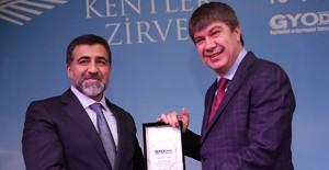GYODER 'Gelişen Kentler Zirvesi'nin 9'uncusu Antalya'da düzenlendi!