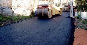 Osmangazi Belediyesi 28 sokakta 7 Bin Ton asfalt dökecek!