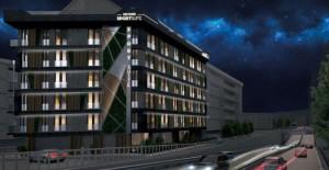 Sport Suite İzmir Bostanlı'da yükseliyor!
