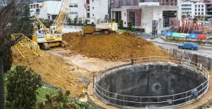 Üsküdar-Çekmeköy-Sancaktepe metro çalışmaları hızla devam ediyor!