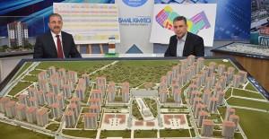 Başkan Kimyeci Emek ve Aksaray kentsel dönüşüm projesinin detaylarını anlattı!