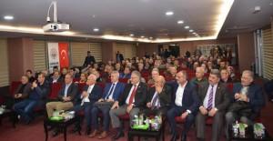 Başkan Refik Yılmaz Gemlik kentsel dönüşüm ile ilgili toplantı düzenledi!