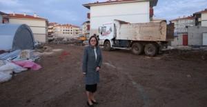Gaziantep Belediye Başkanı Şahin, Kuzey Şehir projesini inceledi!