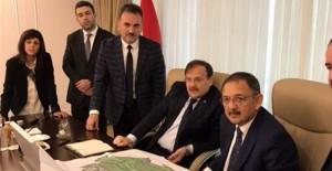 Gemlik kentsel dönüşüm Ankara'da konuşuldu!
