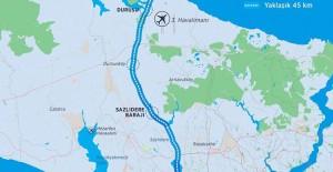Kanal İstanbul genişlik derinlik!