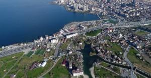 Kanal İstanbul haritada göster!