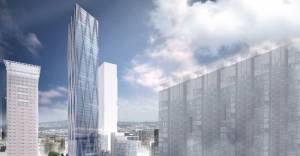 52 katlı İstanbul Tower Levent'te yükselecek!