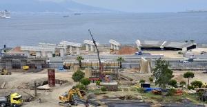 Adnan Kahveci köprülü kavşağının sona yaklaşıldı