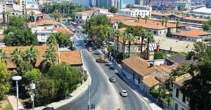 Alsancak Garı-Vahap Özaltay Meydanı arasındaki yol genişletildi!