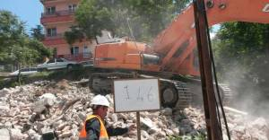 Ankara'da yıkımlarda sırada Belediye Lojmanları var!