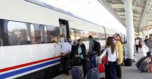 Ankara hızlı tren seferleri iptal mi?