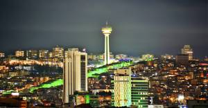Ankara'nın deprem haritası yenilendi!