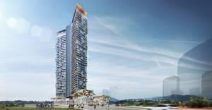 Ankara Oran'a değer katan proje; One Tower Diplomatique