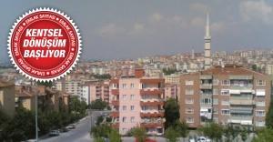 Ataevler'de kentsel yenileme için düğmeye basıldı