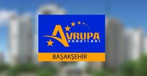 Avrupa Konutları Başakşehir ön talep topluyor!