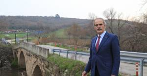 Balat Hasköy köprüsü ile Mudanya'ya ulaşım rahatlayacak!