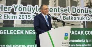 'Balıkesir'de 88 bin konutun dönüşmesi gerekiyor!'
