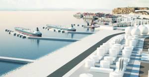 Bandırma'da çevreci liman için ilk imzalar atıldı!