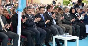Başkan Tiryaki yaptığı 39. parkın açılışını gerçekleştirdi!