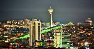 Başkent adeta yeniden inşa ediliyor!