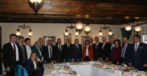 Başkentte Bursa zirvesi!