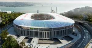 Beşiktaş Vodafone Arena açıldı!
