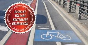 Bisiklet yolları geliyor!