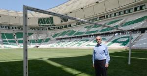 Bursa Büyükşehir Stadı yeni sezona yetişecek mi? İşte beklenen açıklama...