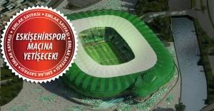 Bursa Büyükşehir Stadyumu açılışı ertelendi mi?