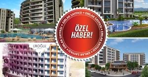 Bursa'da 2016 yılında teslim edilecek konut projeleri!