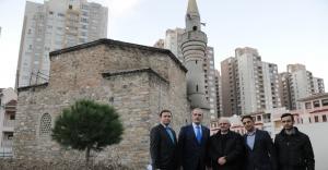 Bursa'da 600 yıllık eser ayağa kalkıyor!