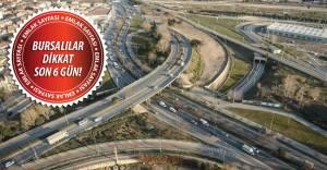 Bursa'da köprülerin yıkılmasına 6 gün kaldı! İşte yıkılacak köprüler