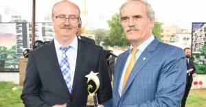 Bursa'da ödüllü kentsel dönüşüm projesinin temeli atıldı!