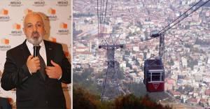'Bursa'da yılda 60 bin yeni konut üretilmeli'!