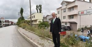 Bursa kent girişindeki binalar yenileniyor!