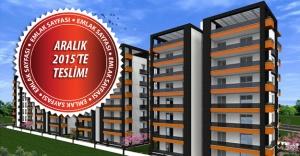 Bursa Park Lotus Evlerinde 175 Bin TL'ye 3+1