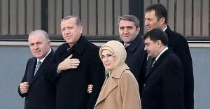 """Erdoğan,""""Bursa şanına yakışır bir stadyuma sahip oldu"""""""