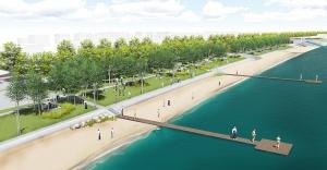Bursa'ya Mudanya ve Gemlik'ten sonra yeni bir sahil projesi daha!