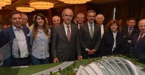 Bursa'nın yeni açık hava tiyatrosuna özel ödül