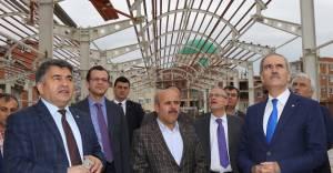 Büyükorhan'a yeni pazar yeri yapılıyor!