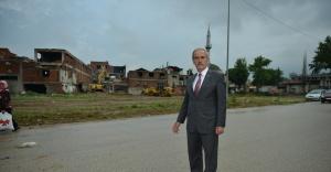 Büyükşehir Belediyesi Sıcaksu'daki adımlarını hızlandırdı!