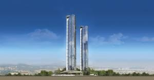 Çiftçi Towers / İstanbul Avrupa / Beşiktaş