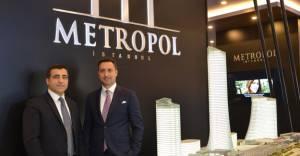 Cityscape'in ilk gününde Metropol İstanbul'dan 35 Milyon TL'lik satış!