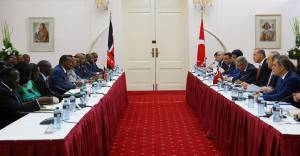 Cumhurbaşkanı Erdoğan Afrika ülkelerine TOKİ modelini önerdi!