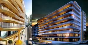 Dap Yapı'dan yeni proje; Taksim Petek Residence