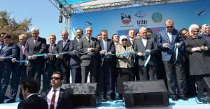 Diyarbakır Üçkuyular'da 1.024 TOKİ konutunun açılışı gerçekleşti!