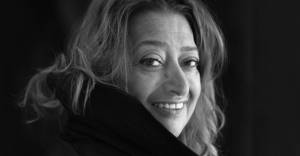 Dünyaca ünlü mimar Zaha Hadid,kalbine yenik düştü!